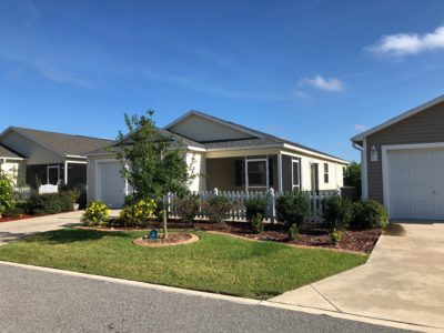 Patio Villa Brownwood Available January 2019 The Villages Florida