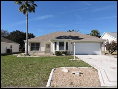 Available now – 3/2 Designer Between Sumter Landing and Spanish Springs The Villages Florida