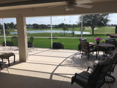 Bradford (Lantana) on Glenview golf course – Open house Sat-Sun, 1-4 The Villages Florida
