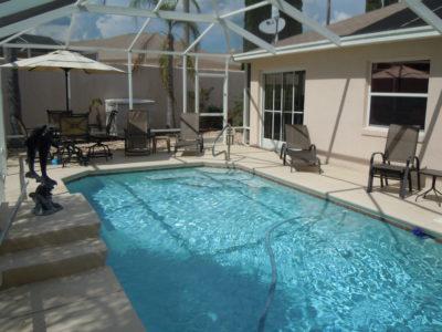 Courtyard Villa 2BR/2BTH with pool for rent Aug – Dec 2019, April – Dec 2020 The Villages Florida