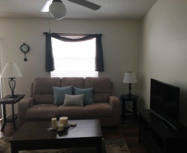 Patio Villa for Lease – Pet Friendly -Long term unfurnished The Villages Florida