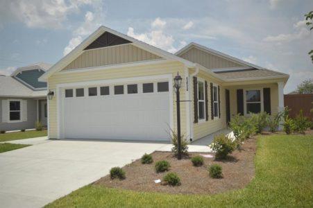 Brand New Villa Marsh Bend The Villages Florida