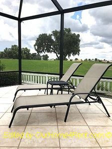 3 Bedroom Courtyard Villa for rent The Villages Florida