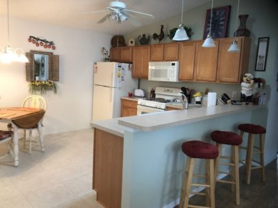 Patio Villa for Short Term Rental in Sunset Pointe The Villages Florida