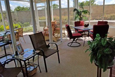 Courtyard Villa – Garden Oasis The Villages Florida