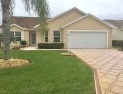 Remodeled Designer Home Now for Rent (April onwards) – Walk to Lake Sumter Landing, Virginia Trace The Villages Florida
