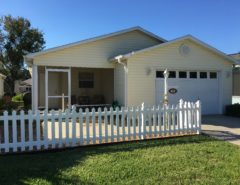 Patio Villa – Nice – Near 466 and Morse Blvd The Villages Florida