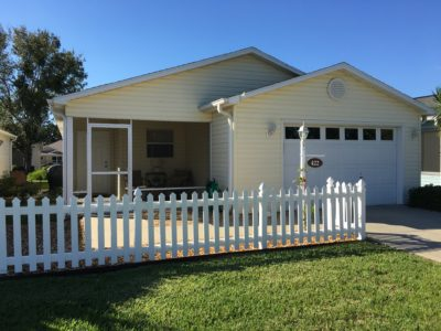 Remodeled Patio Villa – $168,000 – No Bond – Near 466 and Morse Blvd The Villages Florida