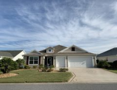 DESIGNER LILAC W/ 2 CAR + GOLF CART GARAGE, UPGRADES GALORE. The Villages Florida