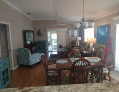 Furnished 3/2 Courtyard Villa available March &April 2020 The Villages Florida